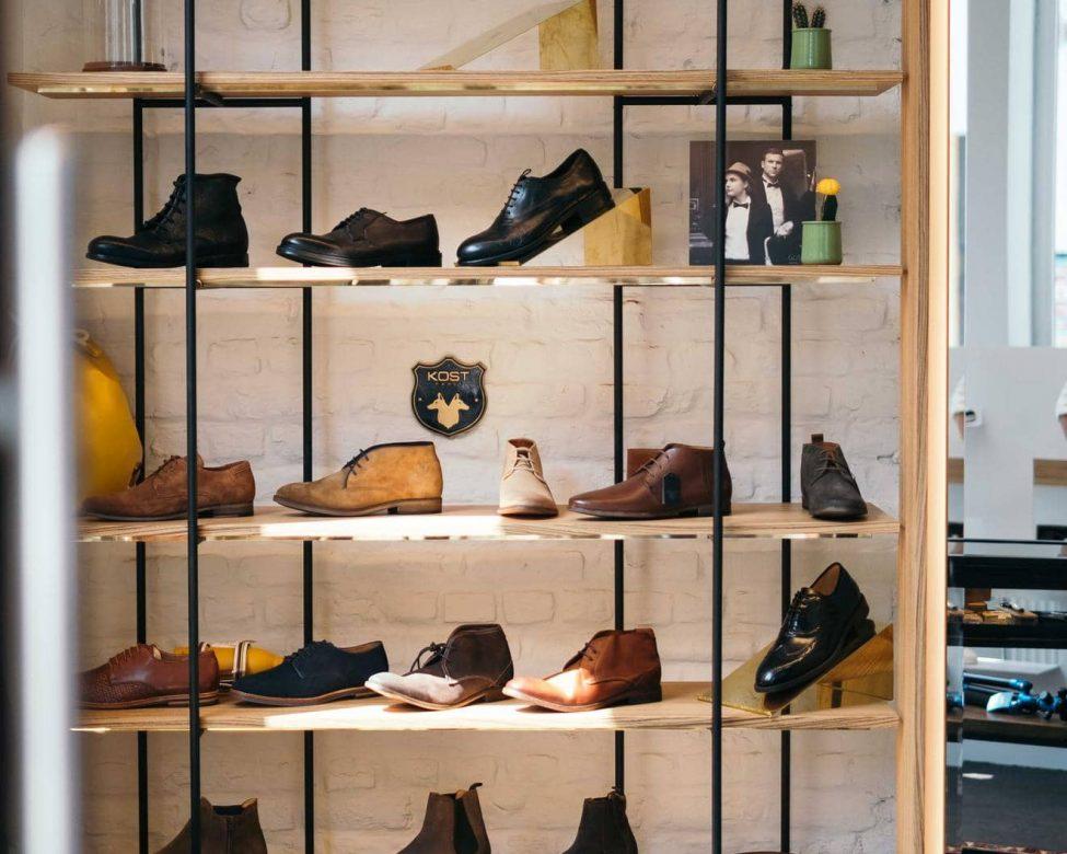 Barber Chaussures  | Barbier Coiffeur Magasin de Chaussures  à Bruxelles